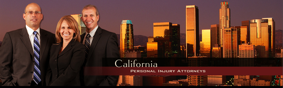 Los Angeles Personal Injury Attorneys